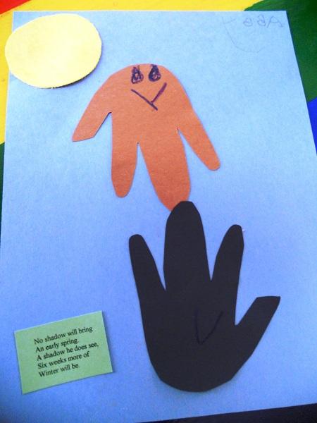 Preschool Playbook A Day For Mr Groundhog