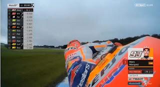 Hasil Kualifikasi MotoGP Australia: Marquez Pole Position