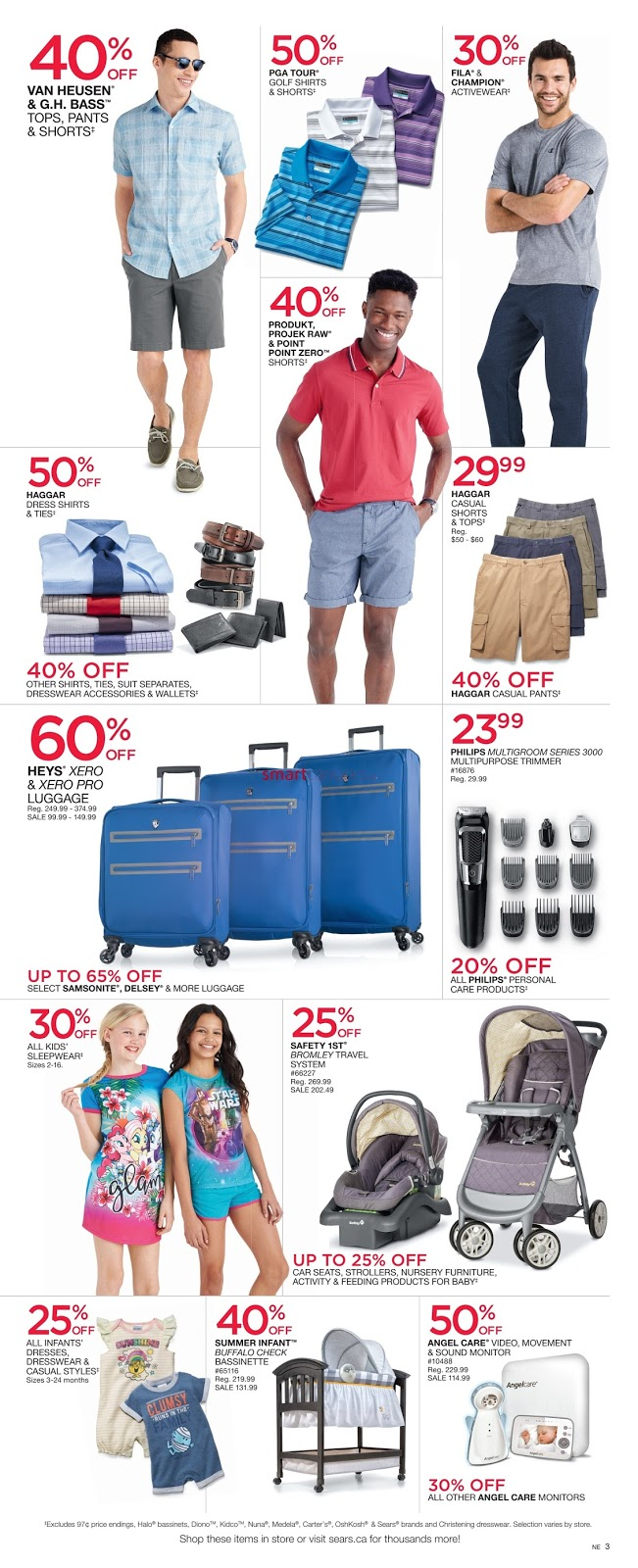 Uncategorized Sears Appliances Kitchener sears canada flyer may 25 31 2017 weekly ads circulars and flyer