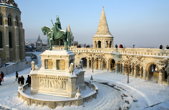 Fisherman's Bastion, Budapeste