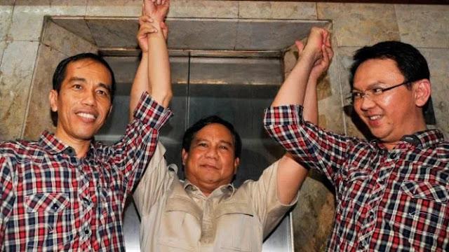 Ketua Seknas BPN: Prabowo Biayai Jokowi di Pilkada DKI