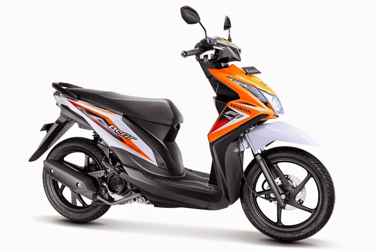 Kredit Motor Honda Beat CBS FI