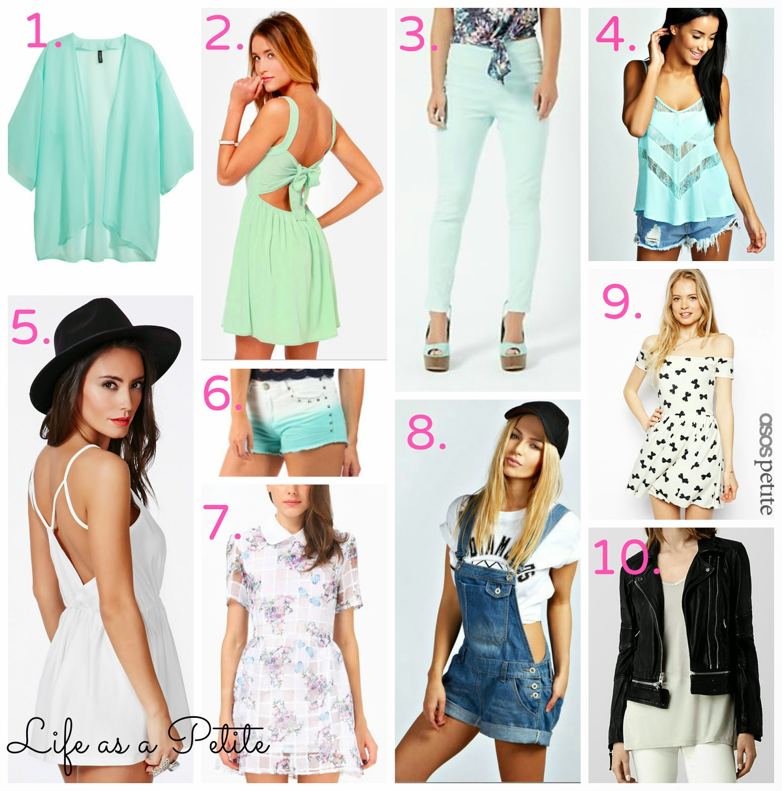 Summer Wishlist - Life as Petite