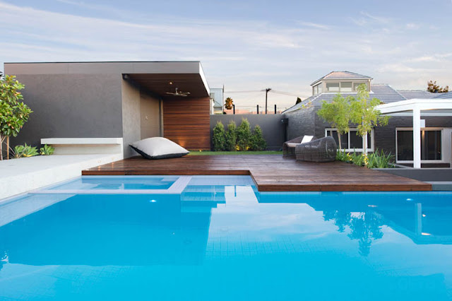 Swimming pools to di v e for amazing pool landscape for Pool design ideas australia