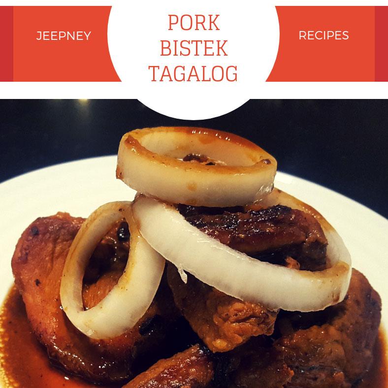 pork bistek tagalog jeepney recipes