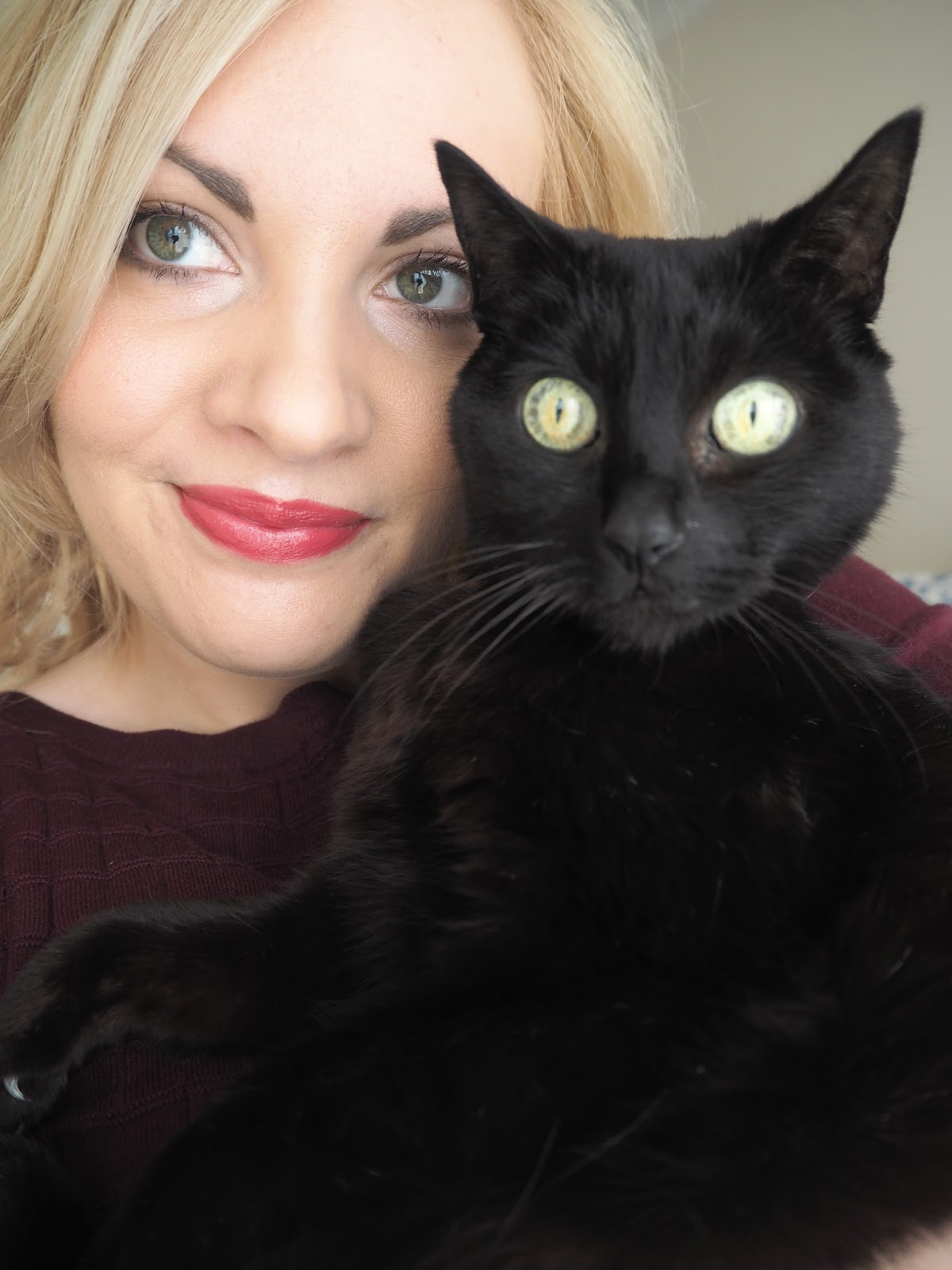Happy 19th Birthday Mandy!, Katie Kirk Loves, UK Blogger, Lifestyle Blogger, Cat Lovers, Black Cat, I love my cat,