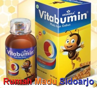 MADU ANAK VITABUMIN (MADU IKAN GABUS) | 085755201000 ...