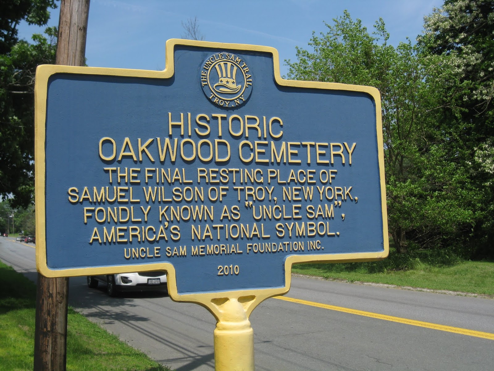 New York State Historical Markers: It Happened Here