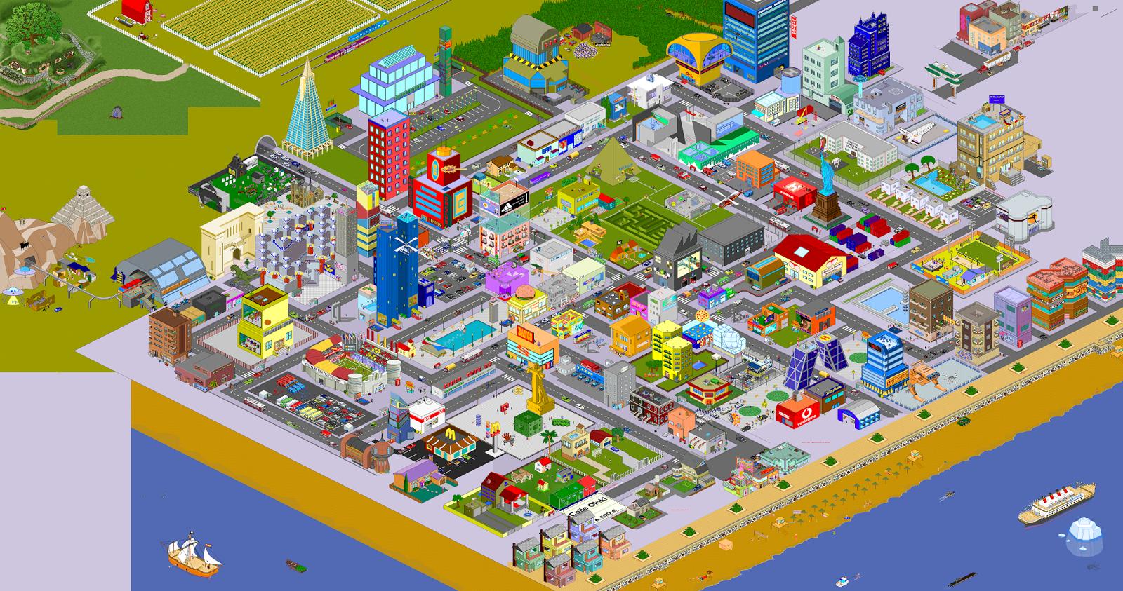 Barrios das cidades