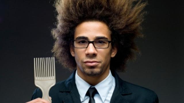 Estilos para hombres con cabello seco, rizado, fino o grueso