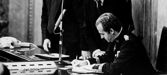 El Rey, la Constitucion de 1978 y el Derecho Constitucional