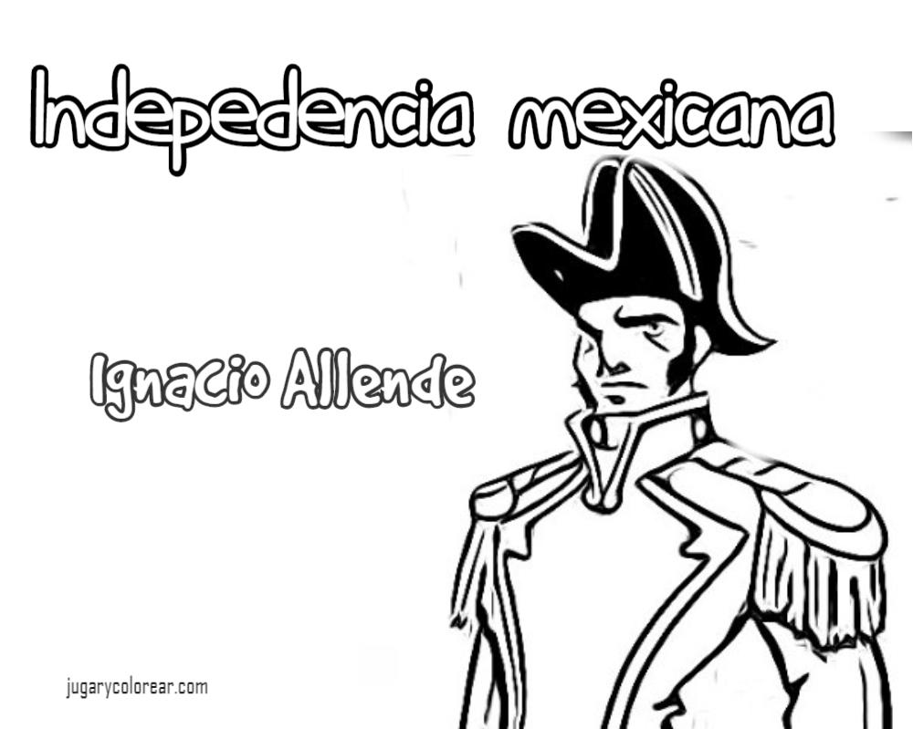 Magnífico Colorear Bandera Mexicana Imagen - Enmarcado Para Colorear ...