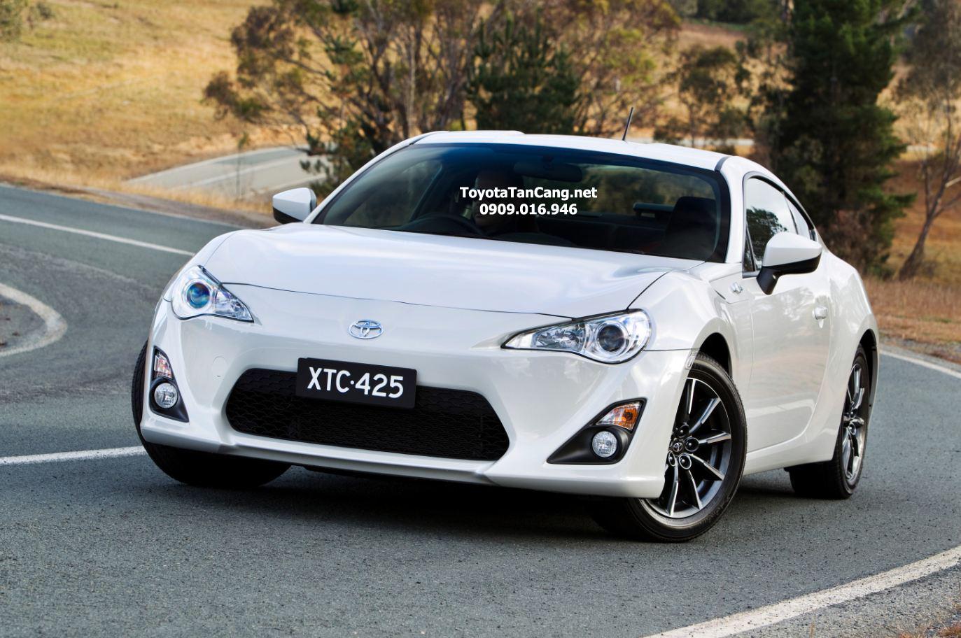 toyota ft 86 2015 toyota tan cang 11 -  - Đánh giá Toyota FT 86 2015 nhập khẩu: Đẳng cấp xe đua dạo phố