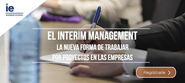 El interim Management; La nueva forma de trabajar por proyectos en las empresas