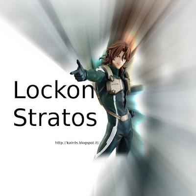 Lockon Stratos per la linea Gundam Guys Generation della Megahouse