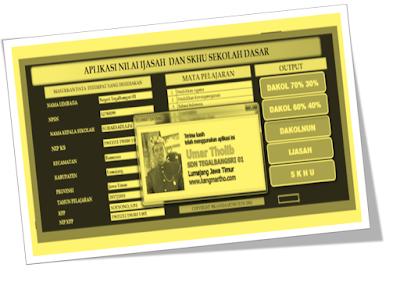 Aplikasi Ijazah dan SKHU (SD/MI, SMP/MTs, SMA/MA)
