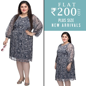 http://www.oxolloxo.com/printed-dress-with-3-4th-sleeve-17468.html