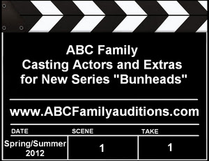 ABC Family Auditions Casting Bunheads