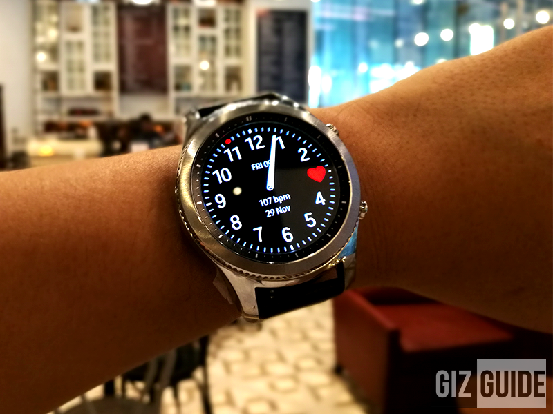 Samsung Gear S3  Classic And Frontier Pre Order Announced, Priced At PHP 16490!