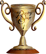 PoetrySoup Gold Trophy by/copyrighted to Artsieladie