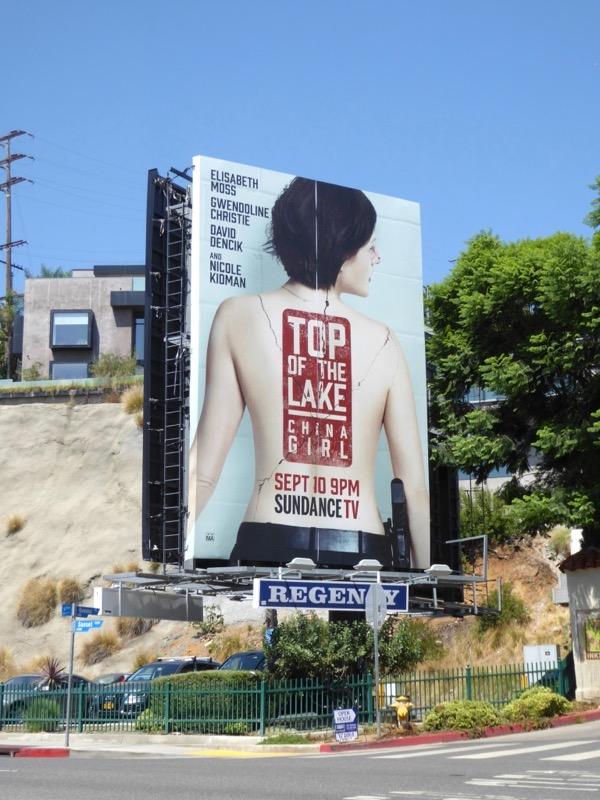 Top of the Lake China Girl billboard