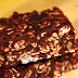 Barres tendres choco dattes | Chocolate date bars