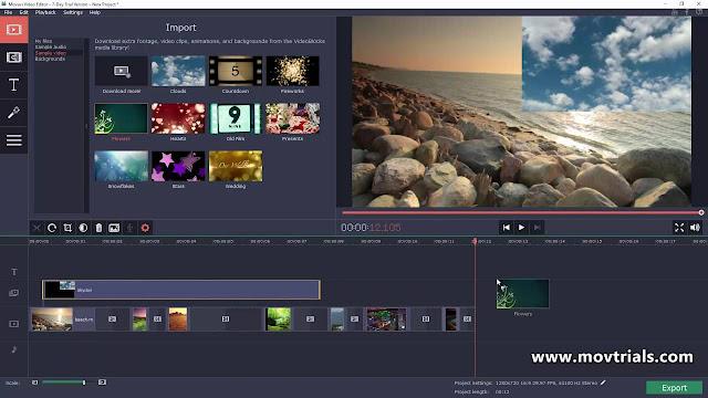 Movavi Video Editor - Chỉnh Sửa Biên Tập Video