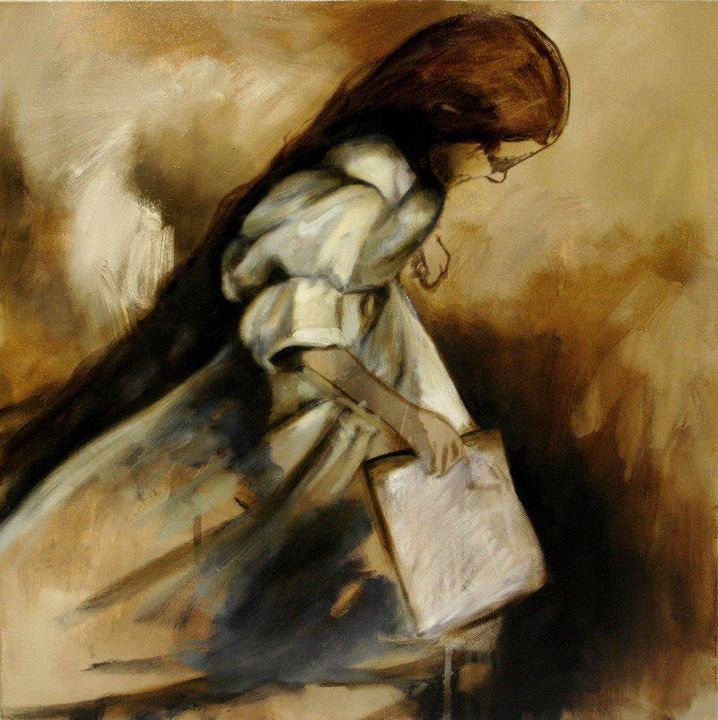 Margarita Georgiadis 1968 | Australian Narrative painter