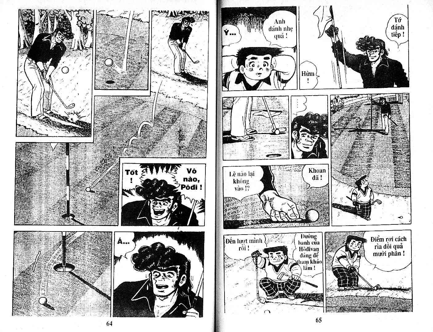 Ashita Tenki ni Naare chapter 26 trang 31