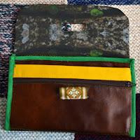 Avec 5 Ailes : Récapitulatif de mes projets couture Pochette à aiguilles n°2