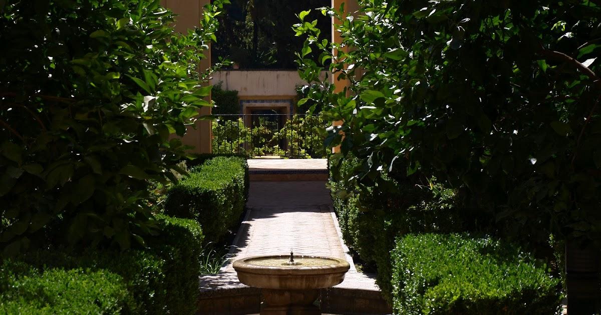 Sevilla daily photo alc zar 22 el jard n del pr ncipe for El jardin del principe