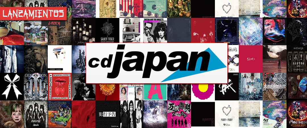 Lanzamientos J-Rock Febrero 2018