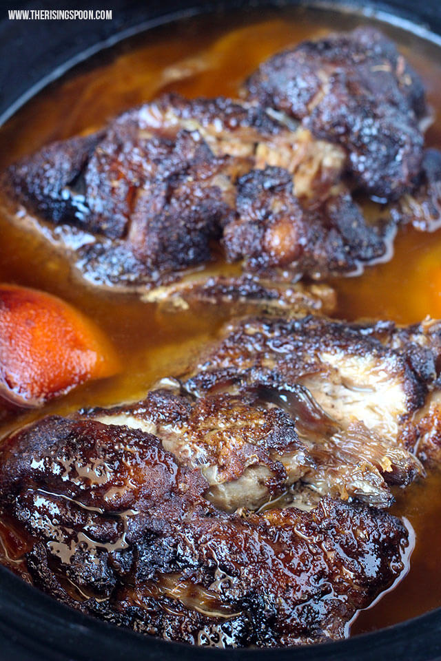 Top 10 Most Popular Recipes On The Rising Spoon in 2018: Slow Cooker Pork Shoulder (For Pulled Pork & Carnitas)