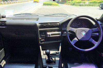 Interior BMW E30 M10