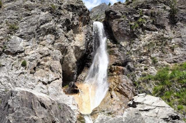 Cascada del circ de La Larri