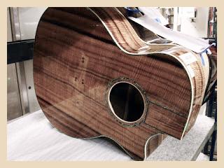 Gambar bagian body gitar