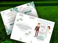 Jasa Undangan Pernikahan Murah Karya Santri Pondok Pesantren
