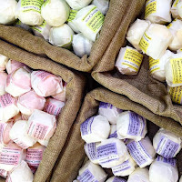 Bath Bombs and Beauty Products at The Rocks Markets Sydney