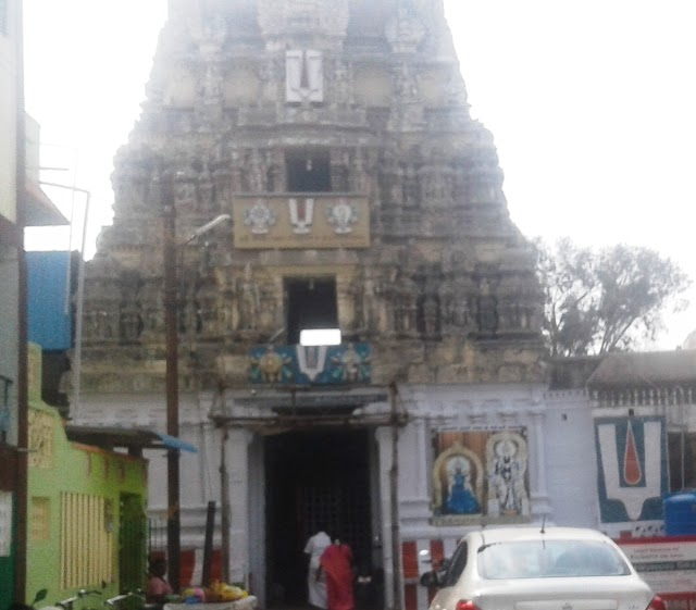 Vishnu (perumal)Temples in kanchipuram