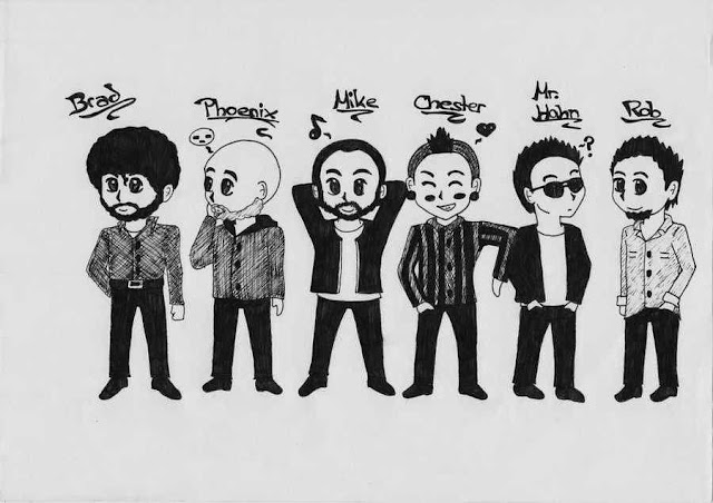 Linkin Park personels