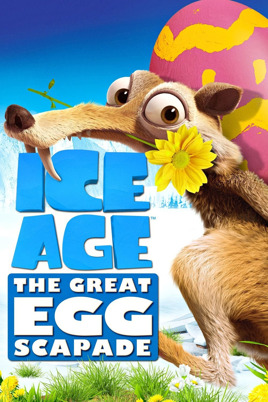 Ice Age: The Great Egg-Scapade ไอซ์ เอจ เจาะยุคน้ำแข็งมหัศจรรย์ การล่าไข่ [HD]