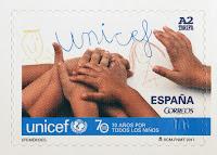 70 ANIVERSARIO DE UNICEF