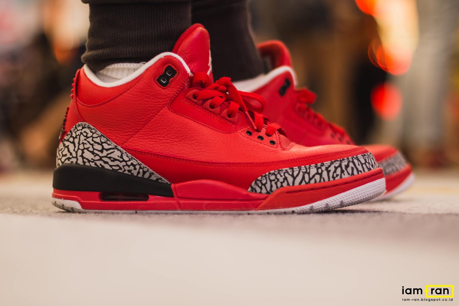 half off b0c5b 3a8a9 IAM-RAN: ON FEET : Winston - Nike Air Jordan 3 x Dj Khalid ...