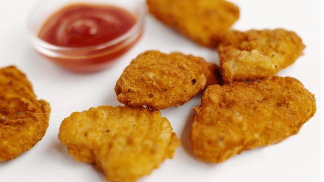 New York boy, 12, 'demands chicken nugget at gunpoint'