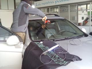 Vetri Auto Roma