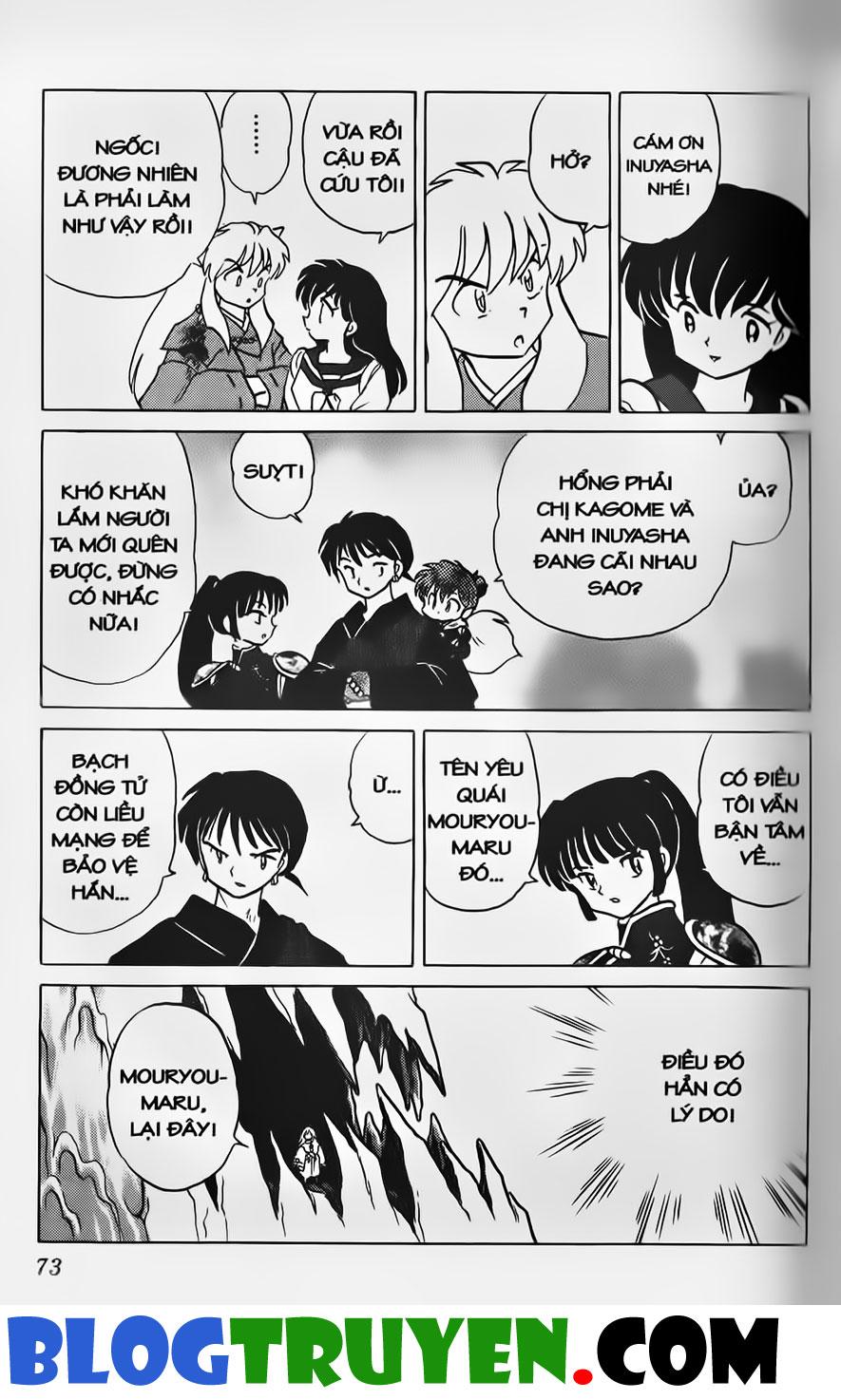 Inuyasha vol 35.4 trang 16