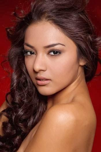 Star Hd Photos Miss Malaysia Beauty Nadine Ann Thomas-7842