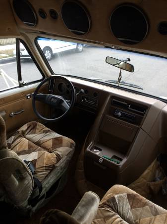 Used RVs 1982 GMC Brougham Class B RV For Sale For Sale by Owner