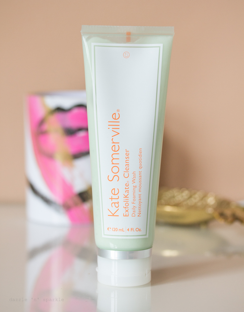 Exfolikate Cleanser Daily Foaming Wash by kate somerville #7