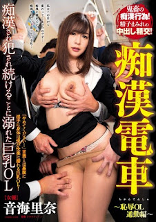 TEEK-001 Otomi Rina Train Embarrassment OL